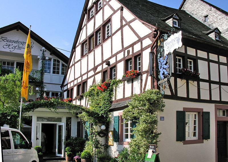 Brauneberger Hof Landidyll Hotel Und Weingut