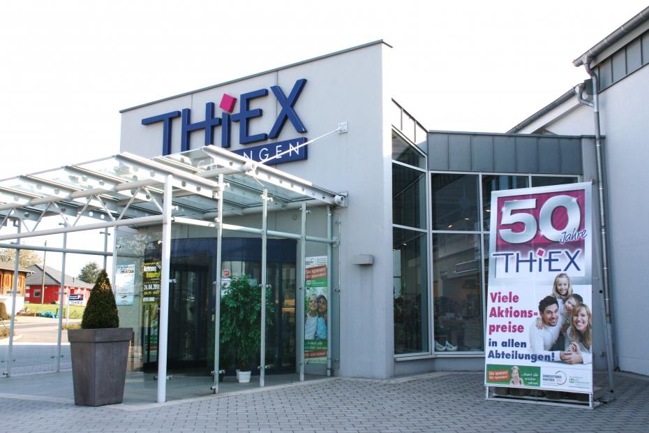 Thiex Geichlingen Marktplatz Region Trier